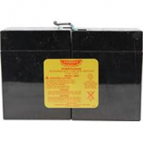 Parker Mccroy/Baygard - Parmak Replacement Battery For Parmak Fencers-Black-12 Volt