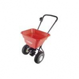 Earthway Products  - Estate Residential Broadcast Spreader - Red - 80 Pound Hopper