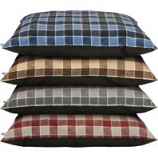 Dallas Mfg Company - Cozy Pet Kennel Bed - Plaid Assorted - 27In X 36In