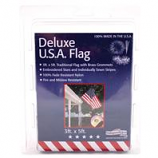 Flagzone - Deluxe Usa Flag--3X5 Foot