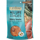 Canidae- All Life Stages - Bakery Snacks Dog Treats - Wild Boar/Kale - 14 Oz