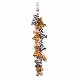 Zanies - Wild Style Bone Mini Clip Strip - 12Pc