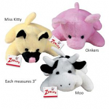 Zanies - Bitty Buddy 3Inch - Moo