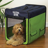 Guardian Gear - Collapsible Crate - Medium - Green/Blue