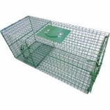 Duke Company - Heavy Duty Cage Trap - Green - Xxlarge