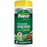 Manna Pro - Fly - Nature'S Force Face & Body Wipes - 40Ct