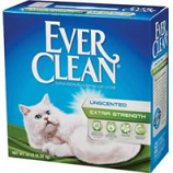 Clorox Petcare Products - Ever Clean Extra Strength Clumping Cat Litter - Unscented - 14 Pound