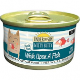 Canidae- Under The Sun - Witty Kitty Wish Upon A Fish Food - Tuna - 3 Oz