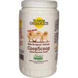 St Gabriel - Poultry - Coopscoop 100% Food Grade Diatomaceous Earth - 20 Oz