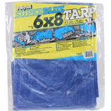 Dewitt Company - Superblue Tarps (2.3Oz)-Blue-6X8 Foot