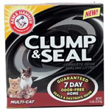 Church & Dwight - Arm & Hammer Clump & Seal Multi - Cat Litter - 14 Pound