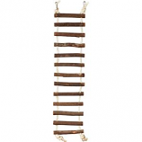Prevue Pet Products - Rope Bird Ladder - Brown - Large