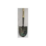 Truper Tools  - Tru Tough Round Point Shovel - Steel/Wood - 48 Inch
