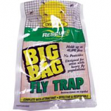 Sterling Intrntl Rescue - Rescue Big Bag Fly Trap-40 000 Fly Cap