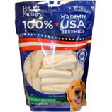 Pet Factory  - Usa Beefhide Mini Rolls - Regular - 16 Oz 3.5 Inch