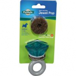 Petsafe - Toys/Treats - Busy Buddy Jewel Pop Treat Holding Dog Toy - Blue - Small