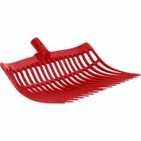 Kinder Farm - Forever Fork Head - Red - 16X16X8 Inch