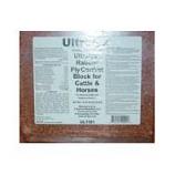 Ultralyx - Ultralyx Rabon Fly Control Block Cattle & Horses - 33.3 Pound