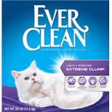 Clorox Petcare Products - Ever Clean Extreme Clump Cat Litter - Lightly Scented - 25 Pound