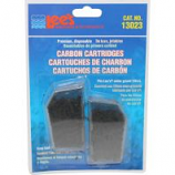Lee's Aquarium & Pet - Premium Carbon Cartridge Disposable - 2 Pack