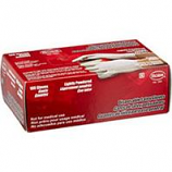 Boss Manufacturing -Disposable 3 Mil Powdered Latex Glove-White-Large 100Ct