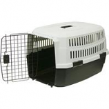 Gardner Pet Group - Pet Kennel - Black / Gray - Small 23 Inch