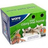 Ware Mfg. - Bird/Small Animal - Ware Pet Carry Me Home - Small