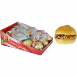 A&E Cage Company - A&E Treat Small Animal Vitaburger Display - Vegetable/Nut/Fruit - 12 Piece