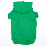 Casual Canine - Basic Hoodie - Large - Green