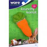 Ware Mfg - Critter Ware Krunchy Carrot - Orange/Green