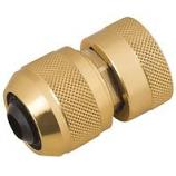 Melnor - Metal Female Hose Repair - Brass - 5/8 Inch