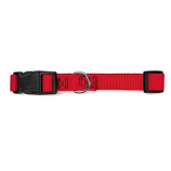Guardian Gear - Adj Collar Basic - 10-16x5/8Inch - Red