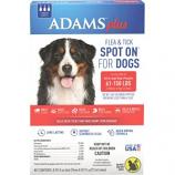 Farnam Pet - Adams Plus Flea & Tick Spot On Dog - XL/3 Month