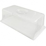 Hydrofarm Products - Vented Dome - Clear - 7.5 Inch
