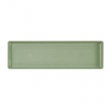 Novelty Mfg -Countryside Flower Box Tray-Sage-30 Inch