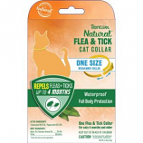 Tropiclean - Tropiclean Natural Flea And Tick Cat Collar - One Size