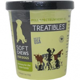 Treatibles - Treatibles Soft Chews For Dog - 60 Count