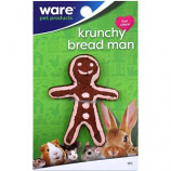 Ware Mfg - Critter Ware Krunchy Bread Man - Natural
