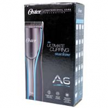 Oster Corporation - A6 Heavy Duty Clipper With Detachable Blade-Black-4400 Spm
