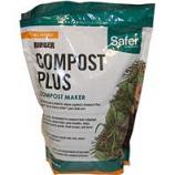 Woodstream Lawn & Garden - Ringer Compost Plus All Purpose Compost Maker--2 Pound