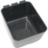 Animal Supplies International - Coop Cup - Black - 16 Oz