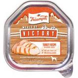 Triumph Pet - Triumph Victory Wet Cup Dog Food-Turkey-3.5 Oz