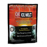 Milazzo Industries - Qik Joe Ice Melter Pellets-White-20 Pound Bag