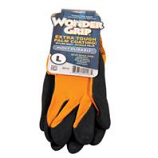 Lfs Glove P - Wonder Grip Extra Tough Gloves - Orange - Large