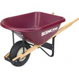 Scenic Road Mfg  - Wheelbrw - Parts Box For M6 - 1K Wheelbarrow - 6 Cu Ft