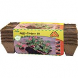 Jiffy/Ferry Morse Seed - Jiffy - Strips Peat Plant Pots - 1 Inch/50 Cell