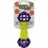 Ethical Dog - Geo Play Dumbell - Assorted - 7 Inch