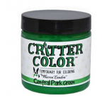 Warren London - Fur Coloring - Central Park Green - 4 ounce Jar