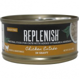 Replenish Pet - Grain Free Canned Cat Food - Chicken - 2.8 oz