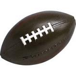 Planet Dog - Usa Football Orbee Tuff Dog Toy - Brown - 6 Inch